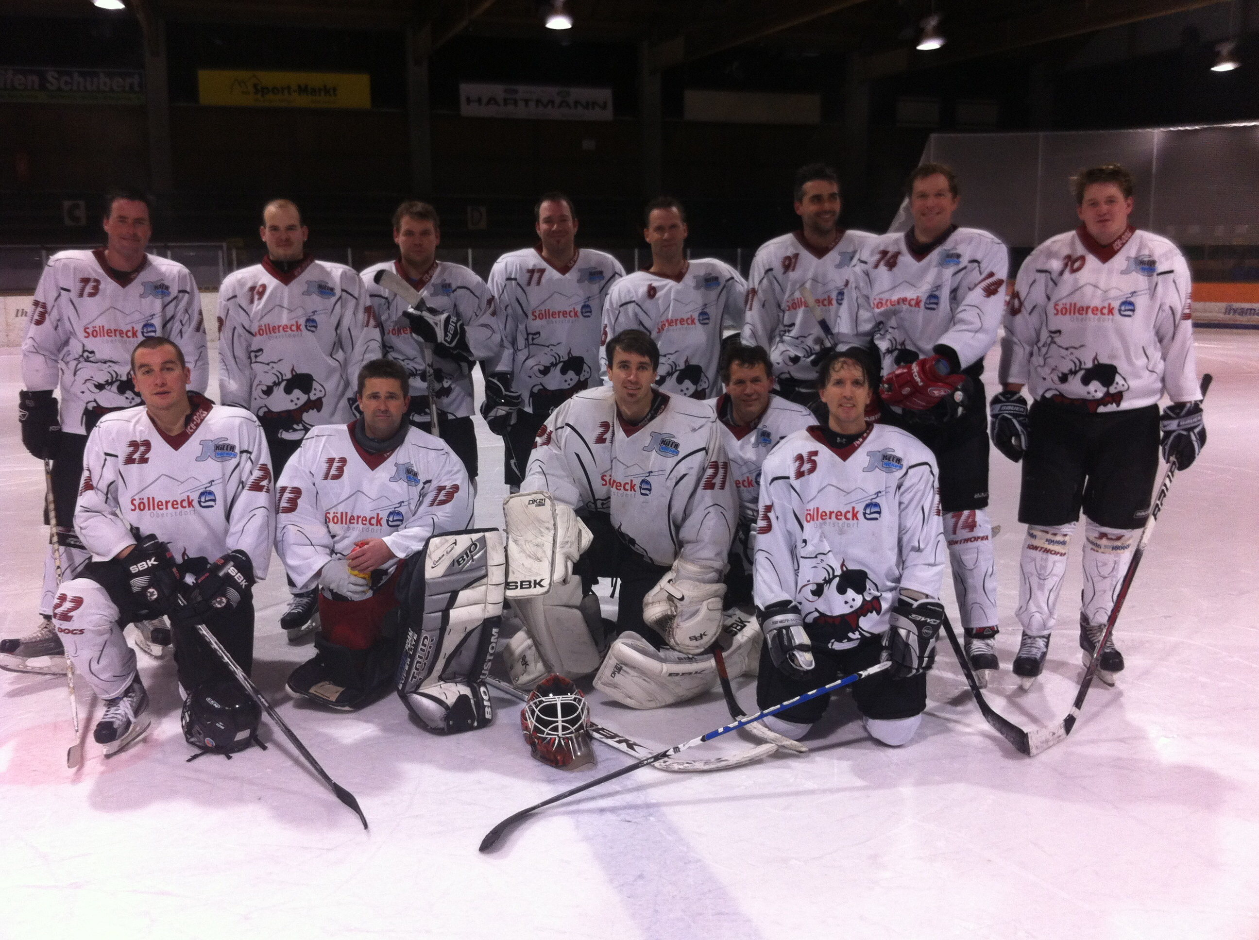 Ice Dogs Sonthofen